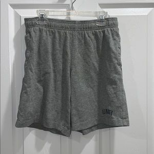 Old Navy Size M Grey Shorts Boys
